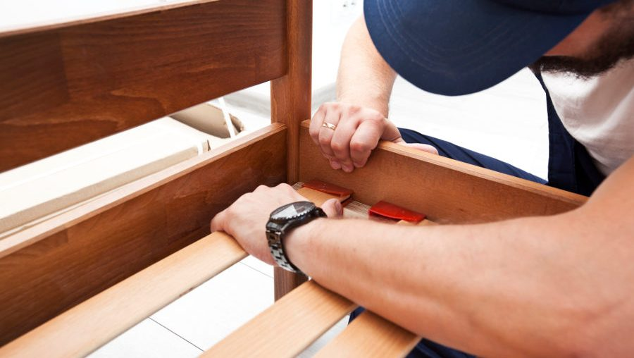 How to Fix a Broken Bed Frame