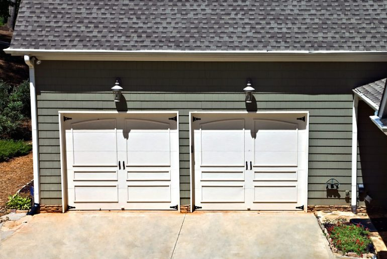 Best ways to seal the sides and the bottom of your garage door.