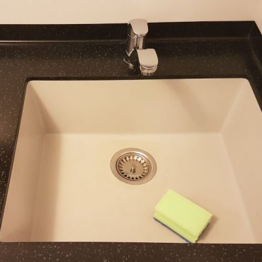 How to Clean a Corian Sink
