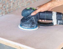 How to revitalize Corian countertops.