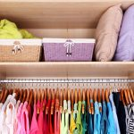 How to keep clothes smelling fresh in a closet.