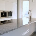 What is the best protective top coat for painted countertops.