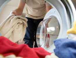 A guide to laundry sorting.