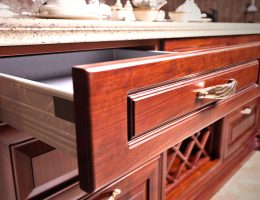 How to make a drawer stopper.