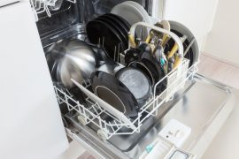 Can you put pots and pans in the dishwasher.