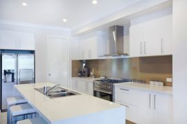 New kitchen - add value to the house.