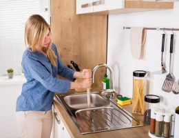 Why you shouldn't run your dishwasher with a clogged sink.
