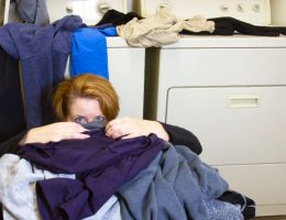 Why your laundry room smells so badly and how you can fix the problem.