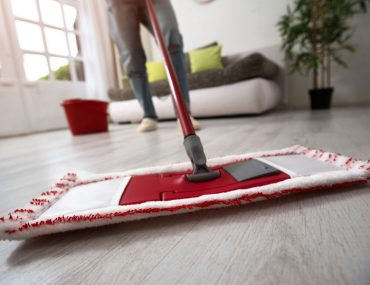 Best mops for scrubbing floors currently on the market.