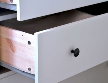 Do you have to paint the inside of drawers.
