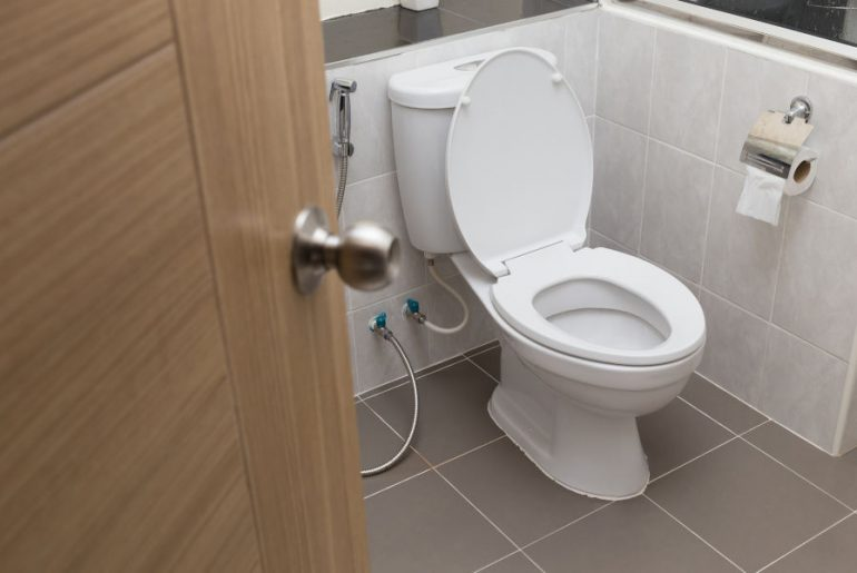 What to look out for in a runny toilet.