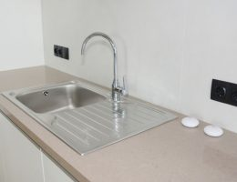 Step-by-step guide to making DIY epoxy countertops.